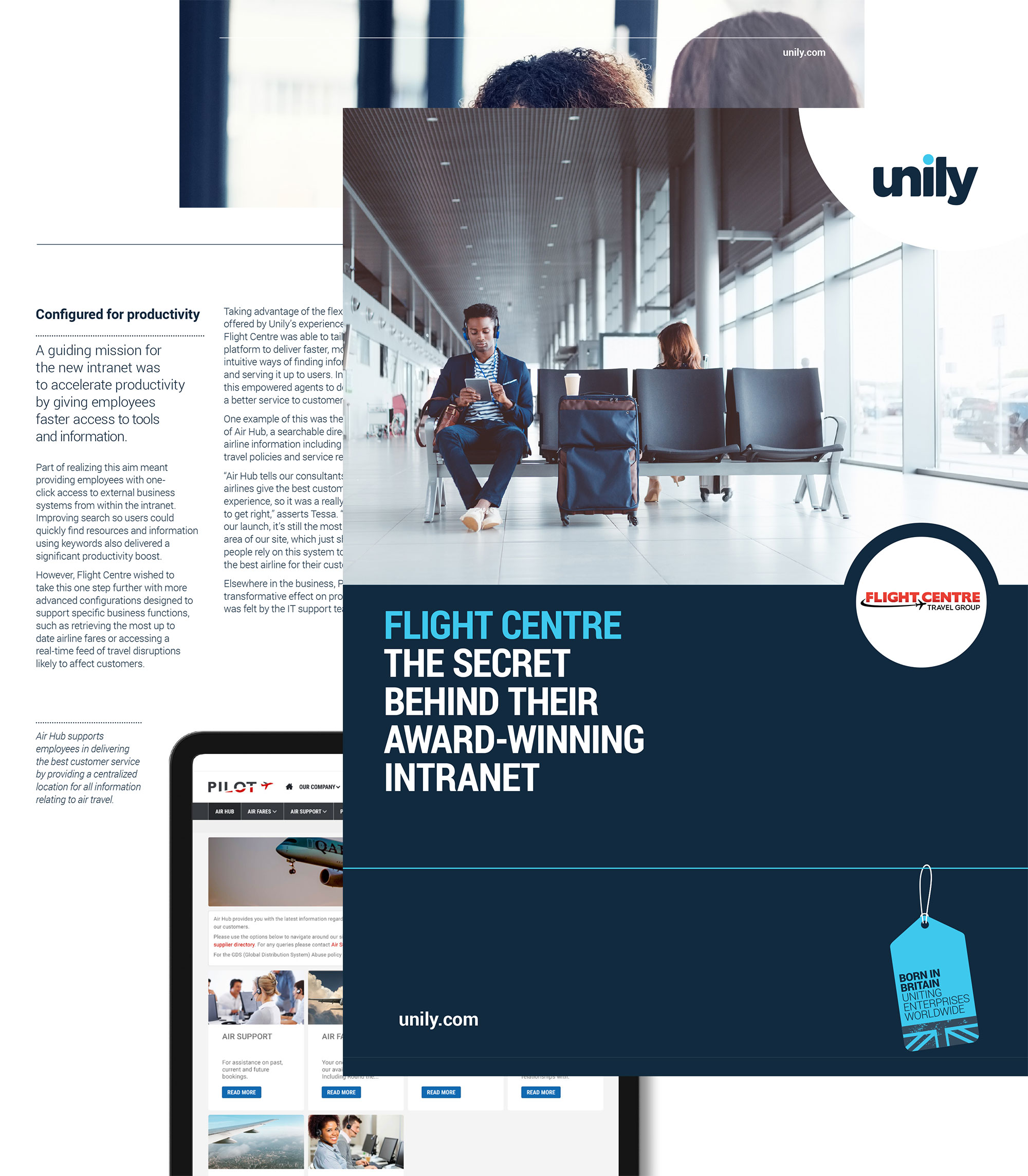 flight centre case study