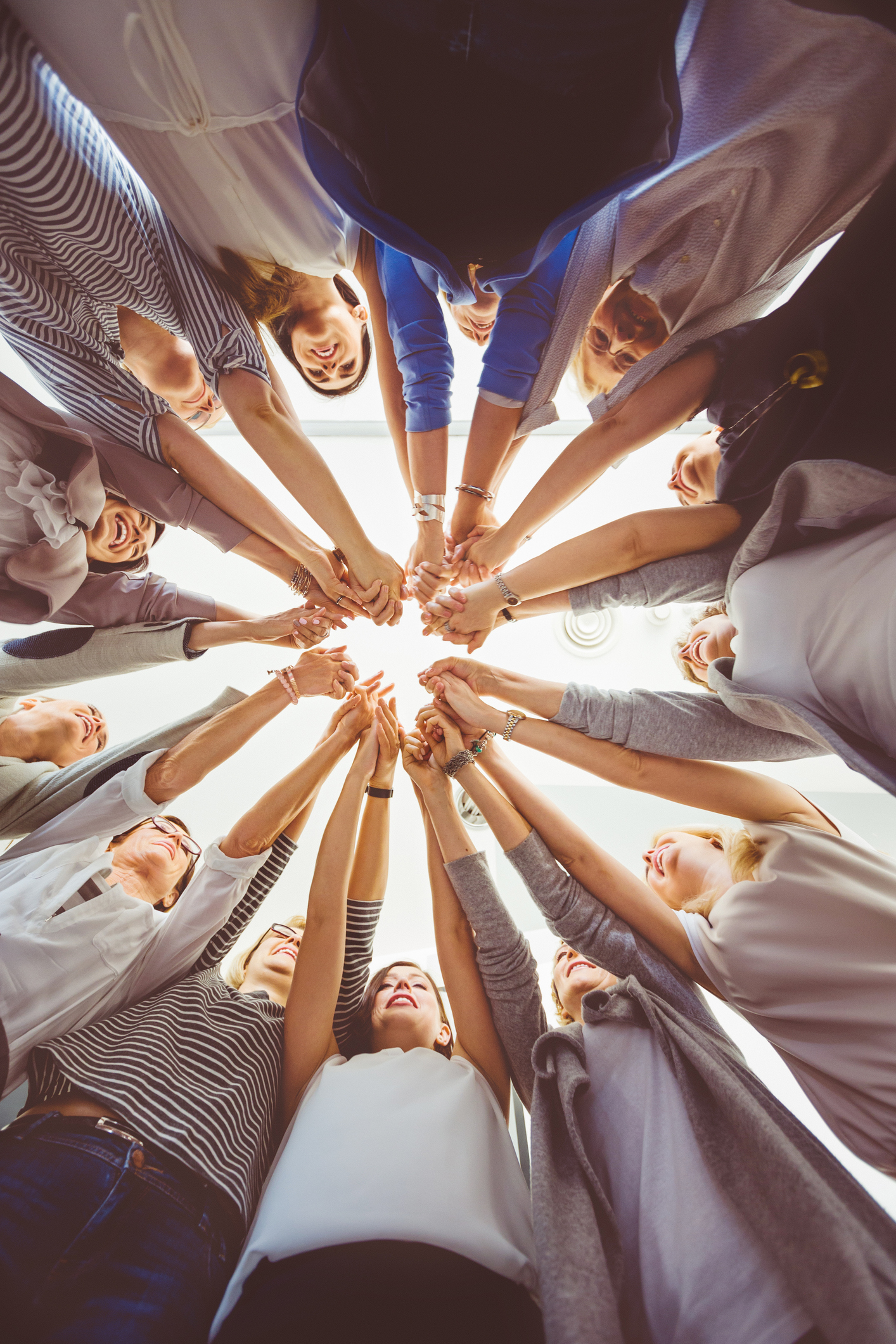 Bring employees together with activities, campaigns and initiatives